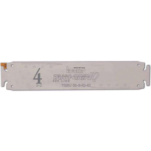 イスカルジャパン:イスカル W タンググリップブレード TGSU 35-3-IQ-4Z 型式:TGSU 35-3-IQ-4Z