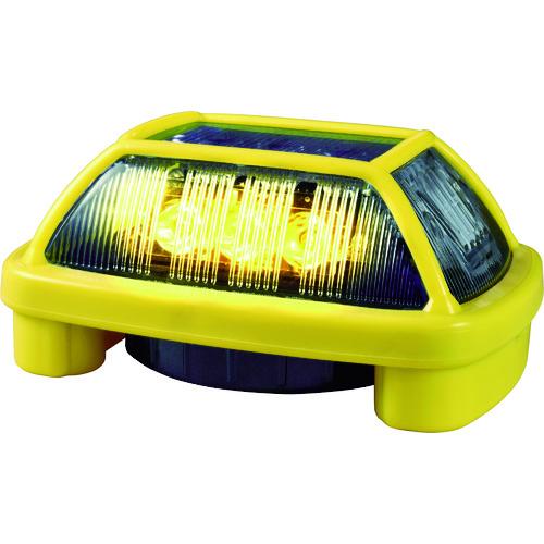 日惠製作所:NIKKEI ニコハザードFAB VK16H型 LED警告灯 黄 VK16H-004F3Y 型式:VK16H-004F3Y