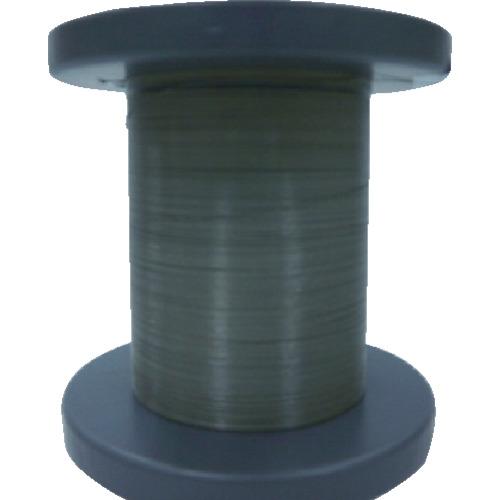 大阪コートロープ:O.C.R SUSワイヤロープ0.18/0.25mm 7×7 50m巻コート付(クリアー) NSB018-025-50M 型式:NSB018-025-50M