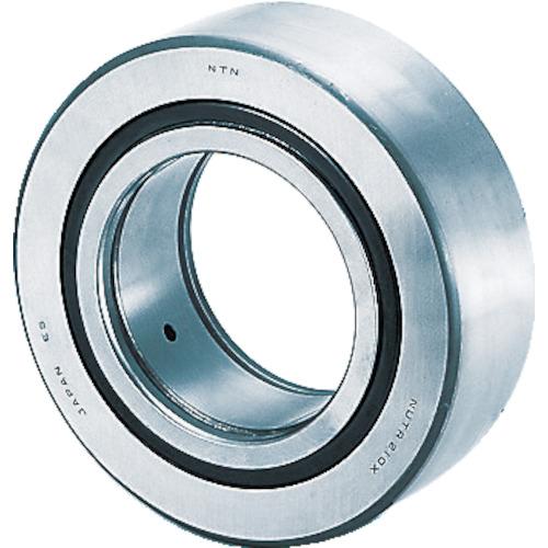 NTN:NTN Fニードルベアリング(球面外輪形シール付)内径40mm外径80mm幅32mm NUTR208 型式:NUTR208