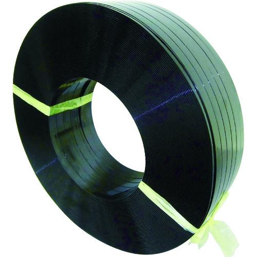 積水樹脂:積水 ポリエステルバンド1604×1400M-黒 PET1604M 型式:PET1604M