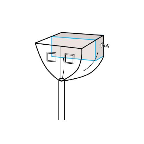 ジェフコム:家庭用エアコン洗浄用シート 型式:AL-HCS-3