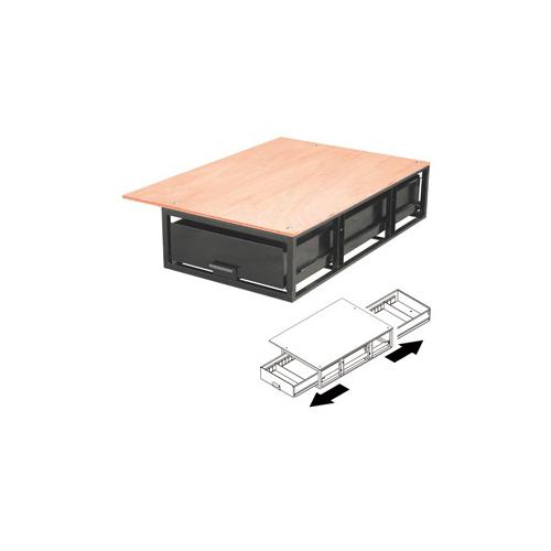 ジェフコム:システムキャビネット 両開タイプ 型式:SCS-F2