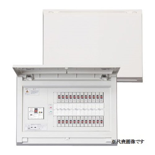 テンパール工業:スタンダード住宅用分電盤(扉付) 型式:MAG36142