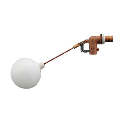 カクダイ:複式ボールタップ(耐熱ポリ玉) 型式:660-041-25