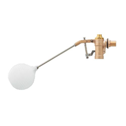 カクダイ:複式ボールタップ(水位調整機能つき) 型式:660-031-40