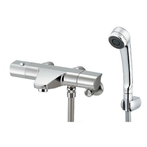 カクダイ:サーモスタットシャワー混合栓 型式:173-076K
