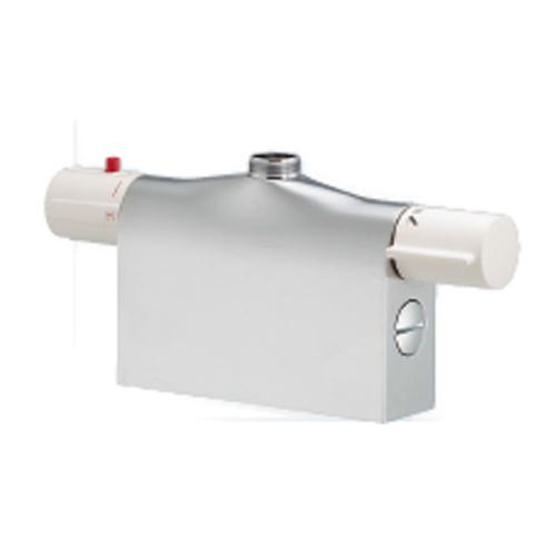 カクダイ:サーモスタットシャワー混合栓本体(デッキタイプ) 型式:175-400K
