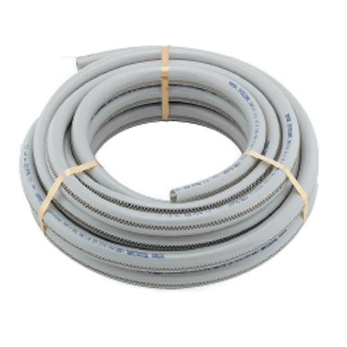 カクダイ:高耐圧ホース(透明ラインつき) 型式:597-042-10