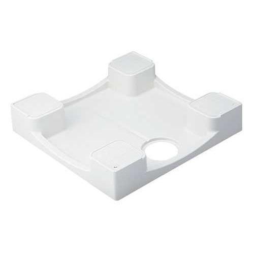 カクダイ:洗濯機用防水パン(ホワイト) 型式:426-411-W