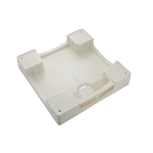 カクダイ:洗濯機用防水パン(アイボリー) 型式:426-418