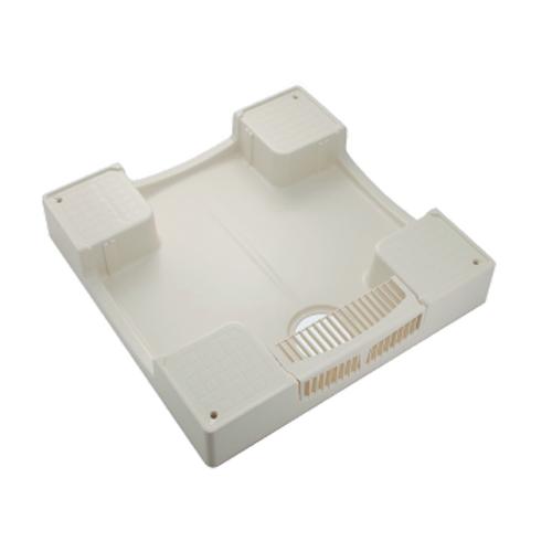 カクダイ:洗濯機用防水パン(アイボリー) 型式:426-419