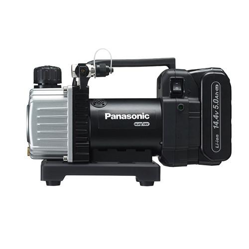 パナソニック:14.4V5.0Ah充電真空ポンプ 型式:EZ46A3LJ1F-B