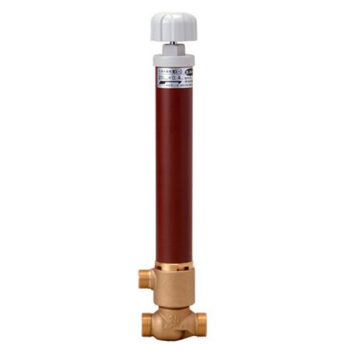 【限定製作】 GPシモク付 MX-D(湯水抜栓) 型式:MX-D-2013028GP:配管部品 店 竹村製作所:不凍水抜柱-DIY・工具