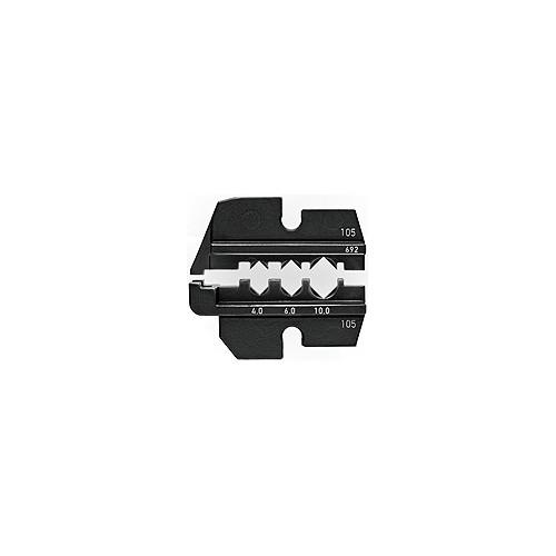 KNIPEX(クニペックス):交換用ダイス(9743-200用) 型式:9749-69-2