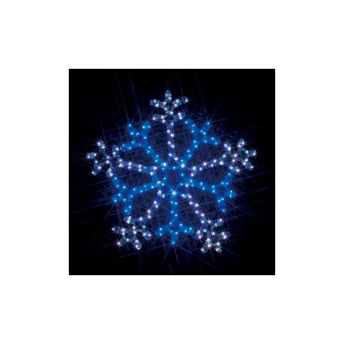 ジェフコム:LEDジョイントモチーフ(SJ)雪の結晶 型式:SJ-C103BB-JT