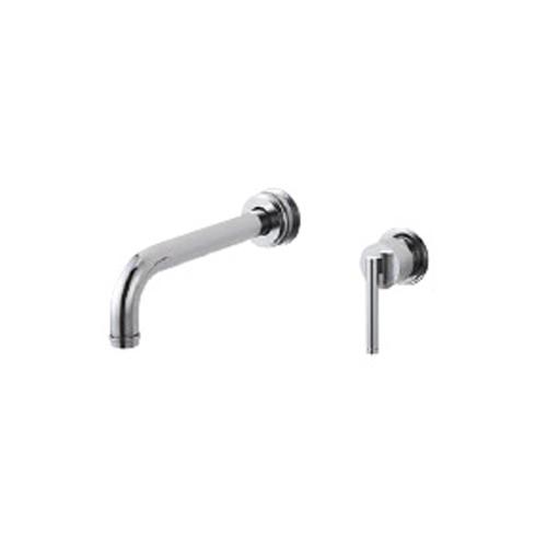 SANEI(旧:三栄水栓製作所):シングル洗面混合栓(壁出) 型式:K4745V-S-13