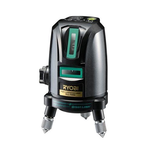 【超目玉枠】 リョービ販売:レーザー墨出器 型式:HLL-100G:配管部品 店-DIY・工具