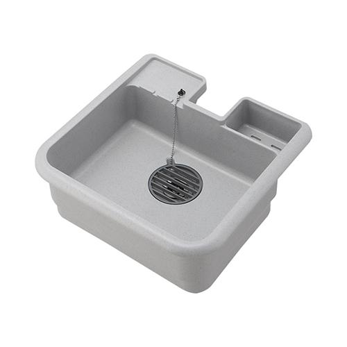 SANEI(旧:三栄水栓製作所):水栓柱パン 型式:HW80-550
