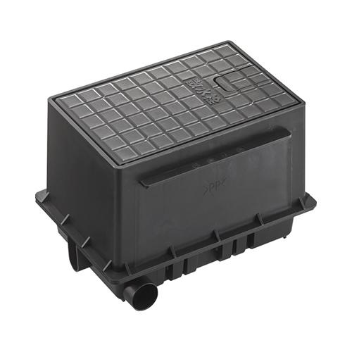 SANEI(旧:三栄水栓製作所):散水栓ボックスセット 型式:R81-92S-D