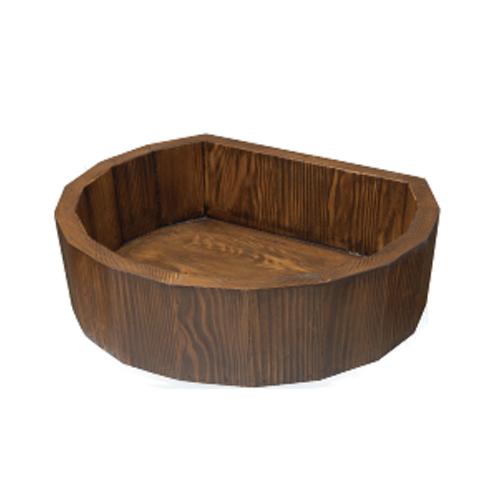 カクダイ:水栓柱パン(木目調) 型式:624-915
