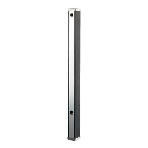 カクダイ:水栓柱(70角・黒木目) 型式:624-171