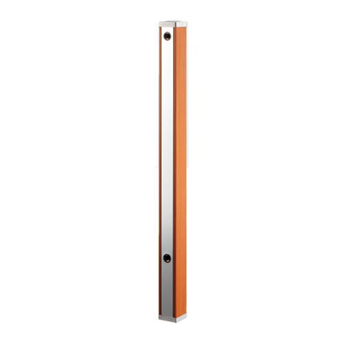 カクダイ:水栓柱(70角・ブラウン木目) 型式:624-172