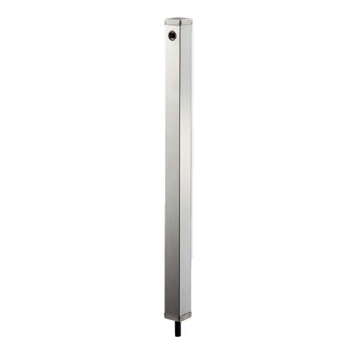 カクダイ:ステンレス水栓柱(60角) 型式:624-122