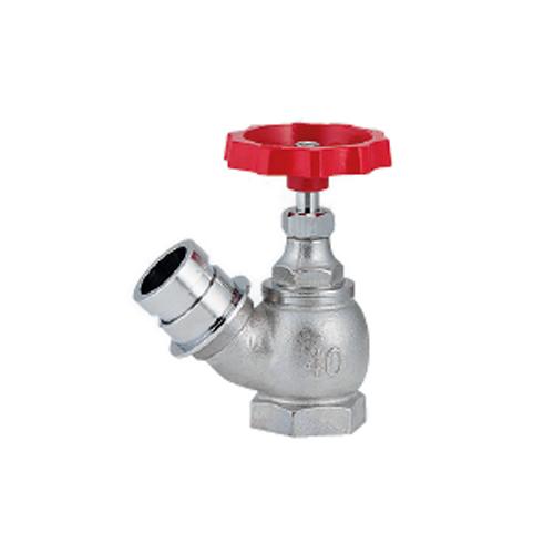 カクダイ:散水栓 45° 型式:652-710-65