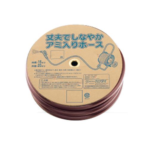 カクダイ:リサールホース ブラウン 型式:597-516-50