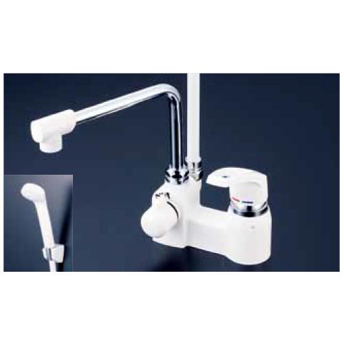 KVK:デッキ形シングルレバー式シャワー 型式:KF6004Z