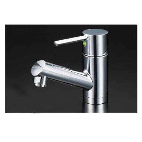 KVK:洗面用シングルレバー式混合栓 型式:KM8021TEC