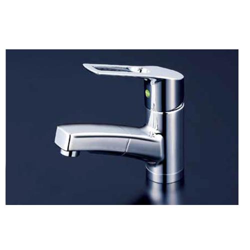 KVK:洗面用シングルレバー式混合栓 型式:KM8001TEC