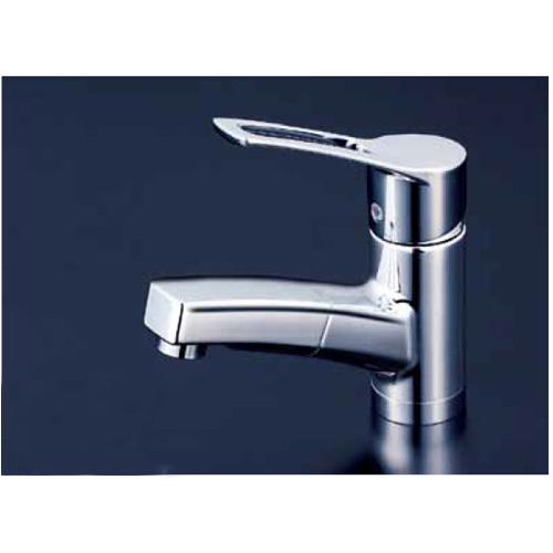 KVK:洗面用シングルレバー式混合栓 型式:KM8001ZT