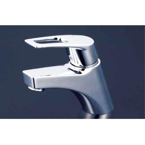 KVK:洗面用シングルレバー式混合栓 型式:KM7001T