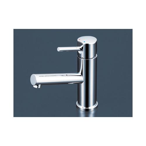KVK:洗面用シングルレバー式混合栓 型式:LFM612B