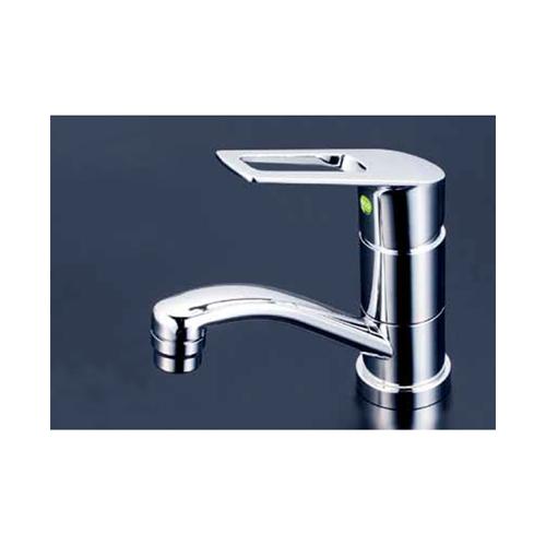 KVK:洗面用シングルレバー式混合栓 型式:KM7011ZTEC