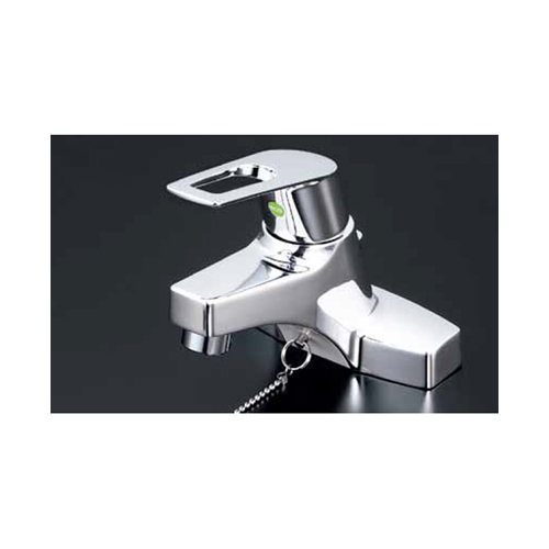 KVK:洗面用シングルレバー式混合栓 型式:KM7014THPEC