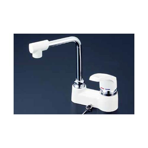 KVK:洗面用シングルレバー式混合栓 型式:KM7024