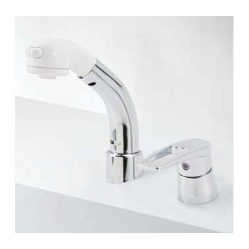 KVK:シングルレバー式洗髪シャワー 型式:KM8029T