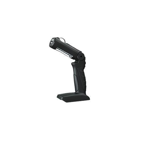 パナソニック:工事用充電LEDライト(本体のみ・黒) 型式:EZ37C2