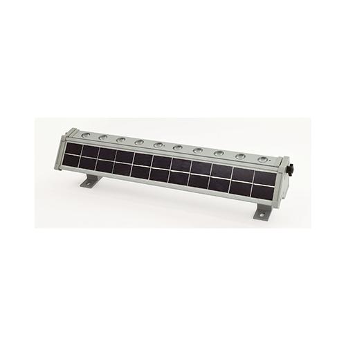 日動工業:ソーラーLEDウォールライト 型式:LWL-1W10P-SO
