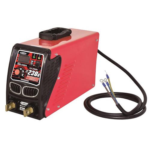 日動工業:単相200V専用インバーター直流溶接機 BMウエルダー 型式:BM2-230DA