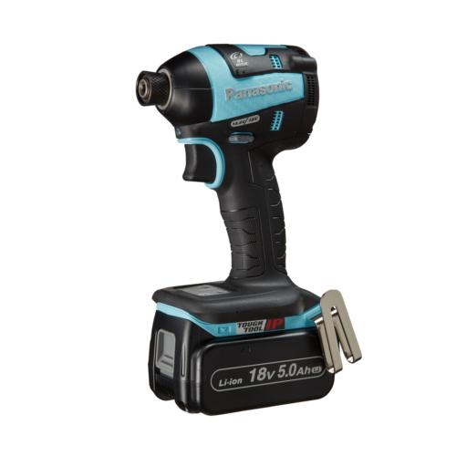 パナソニック:充電インパクトドライバー18V5.0 型式:EZ75A7LJ2G-A