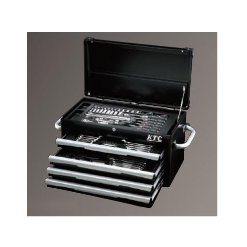 京都機械工具(KTC):ネプロスツールセット[70点] 型式:NTX8701BKA