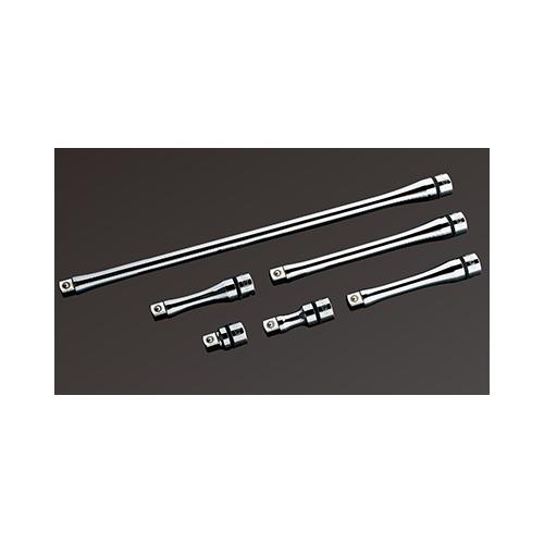 京都機械工具(KTC):ネプロス 9.5sq.エクステンションバーセット[6本組] 型式:NTBE306