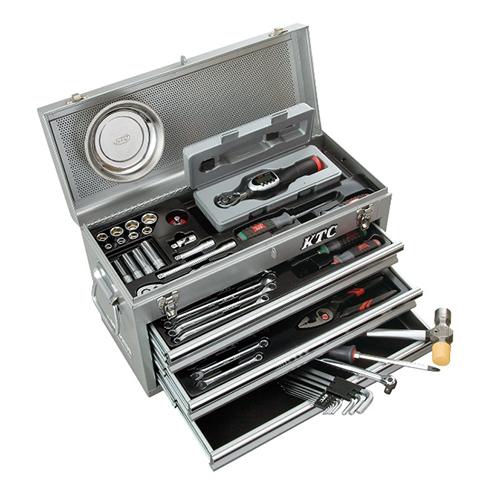 京都機械工具(KTC):デジラチェセット(トルク測定範囲:12~60N・m) 型式:SK35310XS1