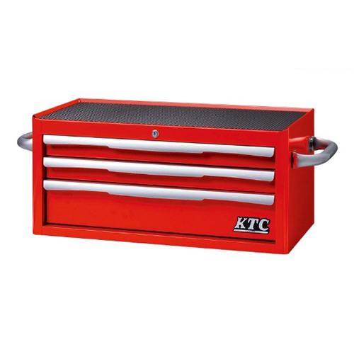 京都機械工具(KTC):フラットトップチェスト(3段3引出し) 型式:EKR-2003R