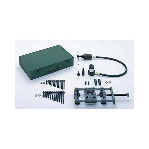 人気ブラドン 京都機械工具(KTC):クランクプーリーツールセットB 型式:ATE7B:配管部品 店-DIY・工具