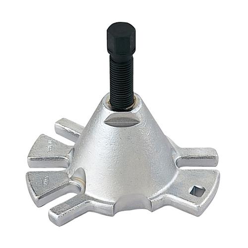 京都機械工具(KTC):スライドハンマプラー用ハブプラー(4穴・5穴用) 型式:AS30